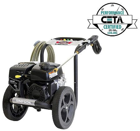 Simpson Cleaning MS60763-S Gas Pressure Washer
