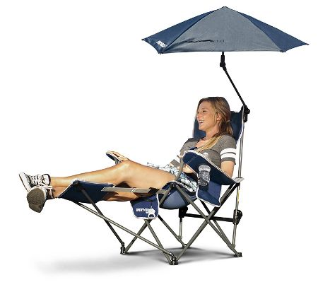 Sport-Brella Recliner Chair Chaise Lounge with Umbrella