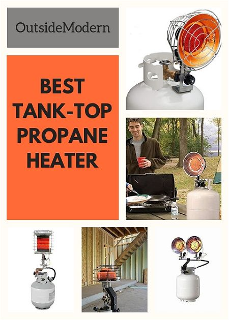 Tank Top Propane Heater