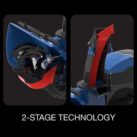 Two Stage Design on the iON24SB-XR