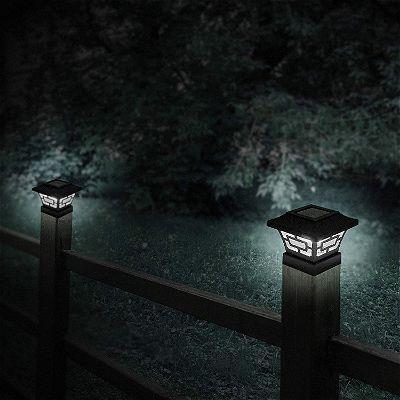 Westinghouse Hilltop Solar Post Lights