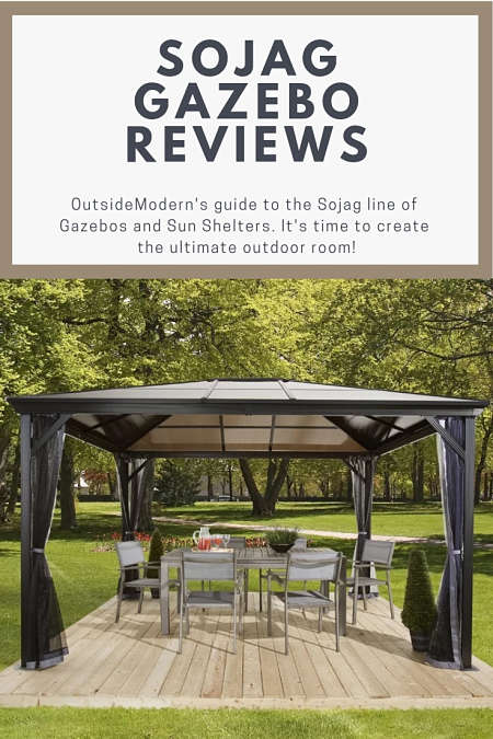 Sojag Gazebo Reviews
