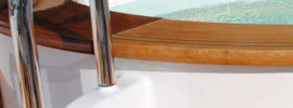 best hot tub handrail
